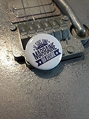 Badge Je suis une Marraine