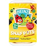 Heinz Angry Birds Snap Pots 2 x 190g