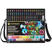 Chameleon unidades 52 Deluxe Rotuladores – Marker pantoni profesionales