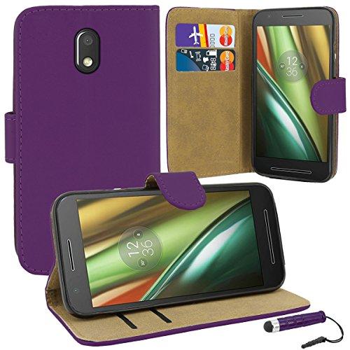 motorola-moto-e3-case-premium-quality-leather-wallet-case-cover-comes-with-moto-e3-screen-protector-
