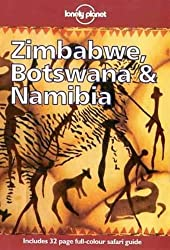 Zimbabwe, Botswana and Namibia (Lonely Planet Country Guides)