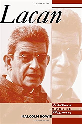 Lacan (Fontana Modern Masters) por Malcolm Bowie