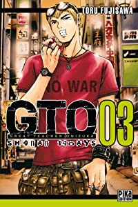 GTO Shonan 14 days Edition simple Tome 3