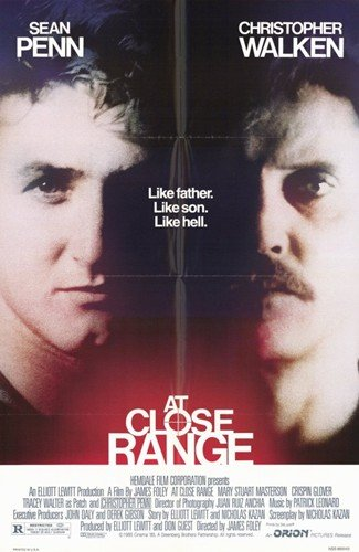 At Close Range Movie Poster