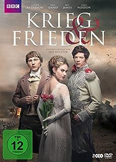 Krieg & Frieden [3 DVDs]