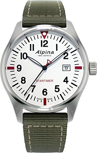 Alpina Schweizer Uhr Startimer Pilot AL-240S4S6