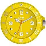 Ice-Clock Alarm Clock, Yellow