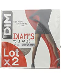 Dim Women's Diam's Voile Galbé X2 15 DEN Tights