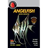 Comida para peces escalares - Angelfish Supergrowth 80g