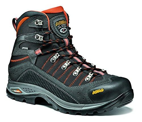 40627cb3a7467 Asolo Drifter Gv Evo Mm, Chaussures de Randonnée Hautes Hommes, Gris  (Grafite/Nero A505), 41 1/3 EU