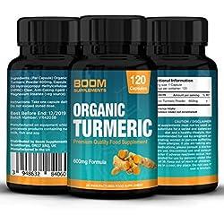 Curcuma 600 mg resistencia máxima