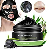 Blackhead Remover Mask,Peel Off Mask,Purifying Black Face Mask,Face Mask with Activated Carbon,Deep Skin Clean Purifying Acne,120g