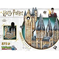 Wrebbit 3D Puzzle Harry Potter Hogwarts Astronomy Tower Puzzle