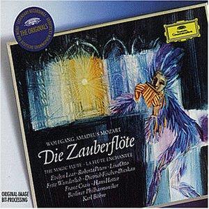 Produktbild The Originals - Mozart: Die Zauberflöte (Gesamtaufnahme)