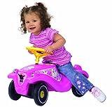 BIG 800056029 - Bobby-Car-Classic Girlie, rosa -