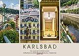 KARLSBAD Das Juwel der Kurstädte Europas (Wandkalender 2018 DIN A3 quer): Historie in malerischer Umgebung (Monatskalender, 14 Seiten ) (CALVENDO Orte) - Melanie Viola