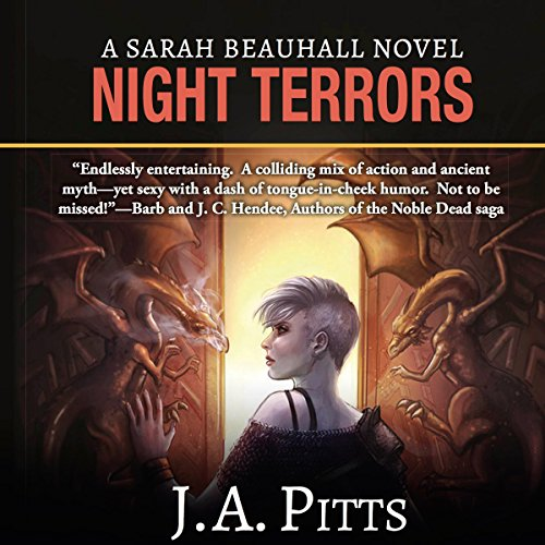 Night Terrors: Sarah Jane Beauhall, Book 4 (Sarah Jane Studios)