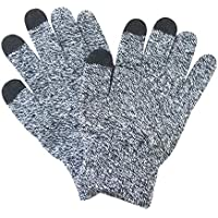 JUTOO 2018 Hombres Touch Screen Guantes Calientes