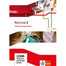 Red Line 2. Vokabelübungssoftware. Ausgabe 2014