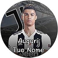 Amazon It Cristiano Ronaldo Decorazioni Per Torte Decorazioni