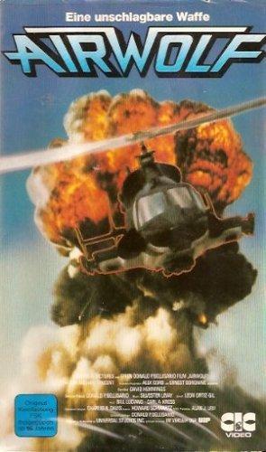Preisvergleich Produktbild Airwolf 1 - Eine unschlagbare Waffe [VHS]