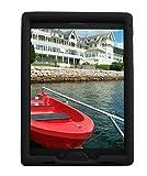BobjGear Carcasa resistente para tablet Samsung Galaxy Tab A 9.7 modelo SM-T550 y Tab A Plus 9.7 modelo SM-P550 (No para Tab A 10, SM-T580) - funda protectora (Negro)