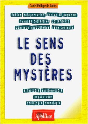 Le sens des mystères
