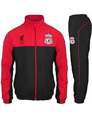 Liverpool FC officiel - Lot veste et pantalon de survêtement thème football - homme