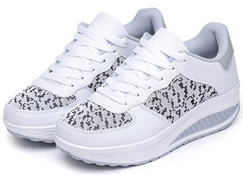 ODEMA , Damen Sneaker Grau