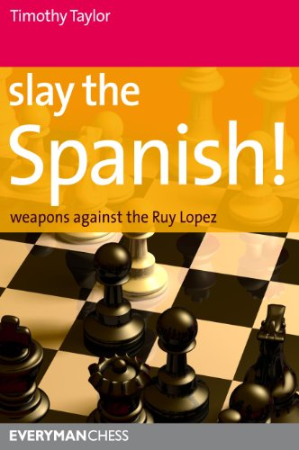 Dangerous Weapons The Ruy Lopez Pdf
