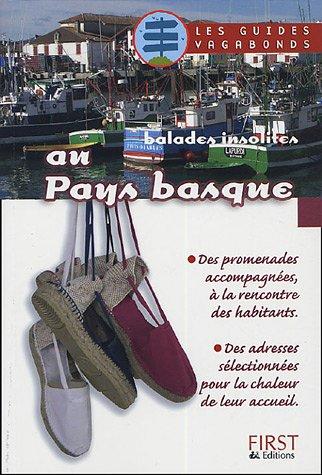 Balades insolites au Pays basque par Corinne Crolot, Bruno Gauthier, Christine Mordacq