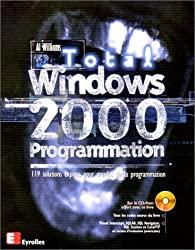 Windows 2000 Programmation