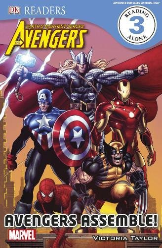Marvel Avengers Avengers Assemble! (DK Readers Level 3) (Dk Readers Level 3)