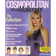 Cosmopolitan Virtual Makeover Collection