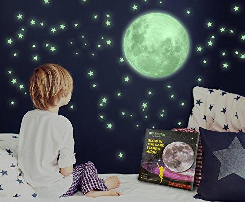 Zoom IMG-2 220 stelle luminose e luna