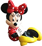 MICKEY MOUSE (MINNIE MAUS) Mini-Kunststoff Figur