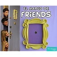El MARCO de FRIENDS . serie tv F.R.I.E.N.D.S , 26 cm x 21 cm, TE LO ENVIO GRATIS !!! La réplica más fiel al marco original.