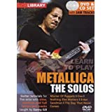 Learn to play Metallica - The Solos