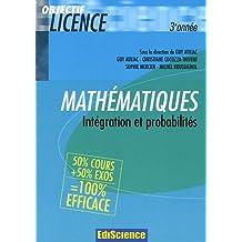 Mathématiques : Intégration et probabilités