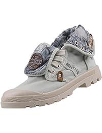 NEU Mustang Damenschuhe Schuhe Schnür-Booty Stiefelette Stiefel Sneaker Schnürer