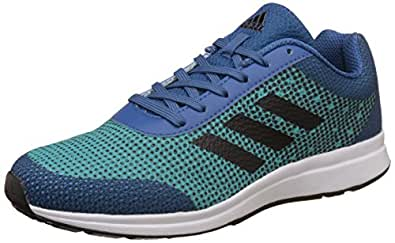 Adidas Men's Adistark 1.0 Eneblu, Cblack and Corblu Running Shoes - 10 UK/India (44.67 EU) (BI2924)