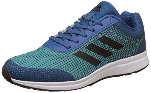 adidas Men's Adistark 1.0 Eneblu, Cblack and Corblu Running Shoes - 11 UK/India (46 EU)