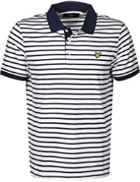Lyle & Scott Breton Stripe Polo