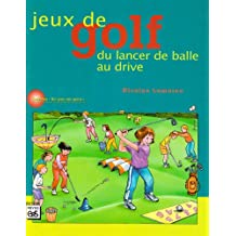 Jeux de golf. Du lancer de balle au drive
