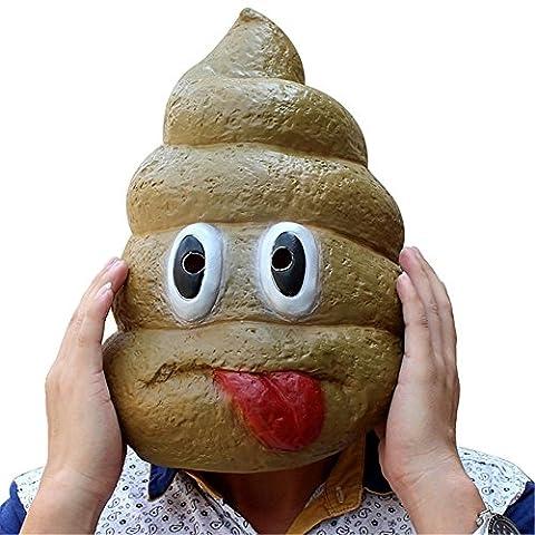 SQCOOL Halloween Creative Kot Maske wird Funny Blossom Props latex make-up Ball Christmas Toys (Schwarze Katzen-kostüm Diy)