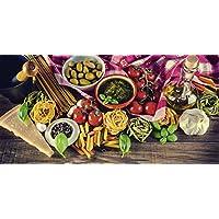 Artland Wandbilder Selbstklebend Aus Vliesstoff Oder Vinyl Folie Marian  Weyo Italienisch Mediterrane Lebensmittel   Zutaten