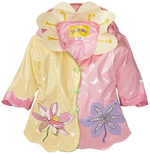 Kidorable Originale di Marca Cappotto Di Pioggia Loto Adorabile per bambini, ragazze, ragazzi ... (70-76 cm)