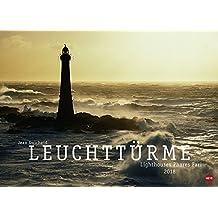 Jean Guichard Leuchttürme Edition - Kalender 2018
