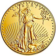 American Eagle 22ct (916) Purity 1/10th Oz. Gold Coin