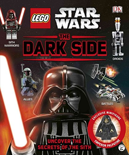 [(Lego Star Wars: The Dark Side)] [By (author) Daniel Lipkowitz] published on (September, 2014) par Daniel Lipkowitz
